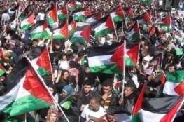العشرات يتظاهرون في قلنسوة احتجاجًا على العنف وتواطؤ شرطة الاحتلال