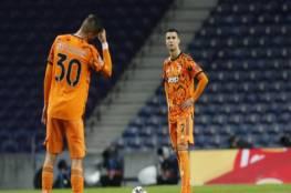 يوفنتوس يسقط أمام بورتو بأهداف خاطفة في دوري الأبطال ..فيديو