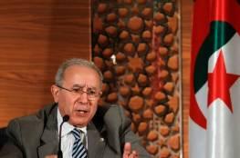 وزير الخارجية الجزائري: تصريحات المسؤولين الفرنسيين بخصوص الجزائر إفلاس للذاكرة