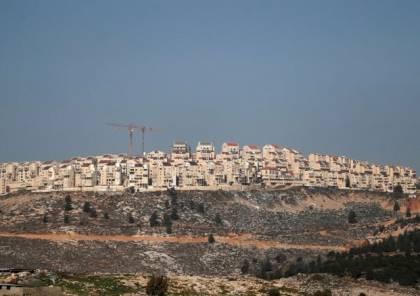 اسرائيل تخطط للمصادقة على عمليات بناء واسعة للمستوطنات في الضفة الغربية