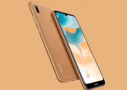 الإعلان رسميا عن الهاتف Huawei Y6 2019