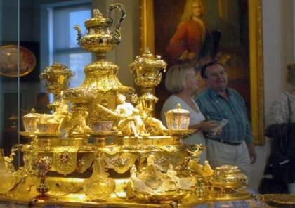 سرقة كنز أمير ألماني بمليار يورو من متحف درسدن
