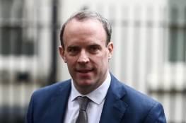 وزير الخارجية البريطاني: نرحب بأنباء وقف إطلاق النار في إسرائيل وغزة