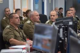 """إيزنكوت : قواتنا نفذت عملية ذات أهمية كبيرة لأمن """"إسرائيل"""""""