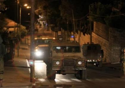 حملة اعتقالات في مناطق متفرقة بالضفة ومواجهات بالقدس