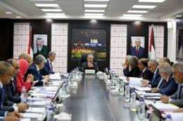 مجلس الوزراء الفلسطيني يرفض اقتطاع 600 مليون شيكل من أموال المقاصة