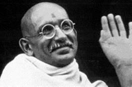 مبادئ غاندي طي النسيان ويلومها القوميين في الهند الحديثة