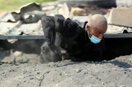 """شاهد: داخلية غزة تُعزز أجهزتها بـ 528 عنصراً لمواجهة """"كورونا"""" في القطاع"""