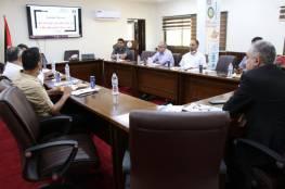 إنهاء الاستعدادات لتدريب 25 موظفاً حكومياً لإدارة المشاريع