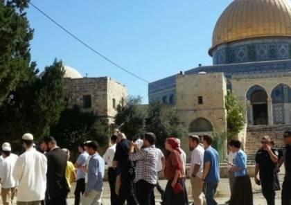 فتح: إسرائيل تسعى لجعل اقتحام باحات الأقصى خبرا عاديا