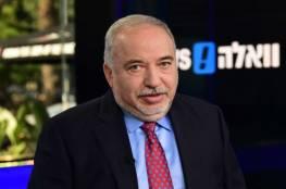 """ليبرمان يسخر من نتنياهو: """"بينما يحتفل بيبي في واشنطن، حماس تحتفل بأسدود وعسقلان"""""""