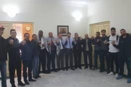 اتحاد كرة الطاولة الجزائري يرحب بالتعاون مع نظيره الفلسطيني