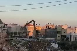 السلطات الإسرائيلية تهدم منزلا في كفر قاسم بأراضي الـ48