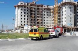 مقتل 4 عمال في انهيار رافعة بالداخل المحتل