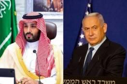 قناة إسرائيلية: محادثات لعقد اجتماع بين نتنياهو وبن سلمان في الإمارات