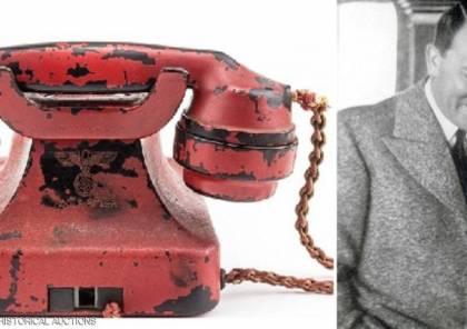 """هاتف هتلر """"الدموي"""" للبيع بسعر فلكي"""