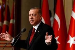 أردوغان يدعو للتحرك بشكل فاعل تجاه الاعتداءات الإسرائيلية في القدس