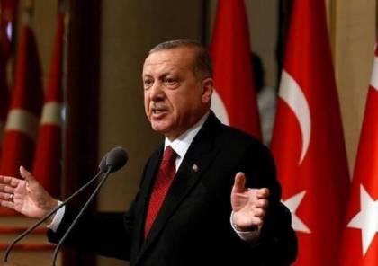 أردوغان: على المجتمع الدولي تلقين إسرائيل درسا قاسيا
