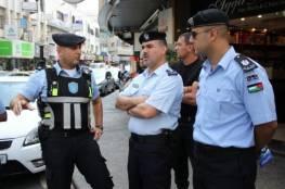 """الشرطة تضبط مركبة إسعاف """"خاص"""" أثارت الإرباك و الهلع في رام الله"""
