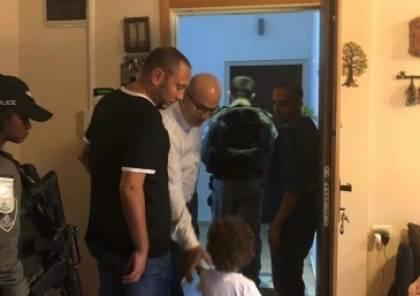 مخابرات الاحتلال تحذر وزير شؤون القدس من نيتها تقييد حركته