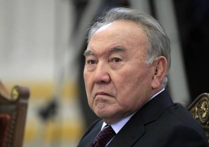 نزارباييف يكشف عن وعد قدمه معمر القذافي لكازاخستان.. ما علاقة الرئيس الراحل ياسر عرفات؟