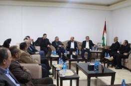 """تفاصيل اجتماع """"حماس"""" مع قادة الفصائل في لبنان لمواجهة صفقة القرن"""