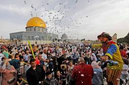 سما الاخبارية تهنئ شعبنا والأمتين العربية والإسلامية بحلول عيد الاضحى المبارك