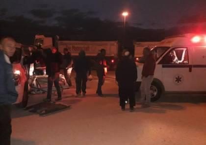 إصابة 5 عمّال بحادث سير في حاجز الطيبة