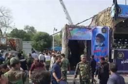 الجيش الإيراني يؤكد : دولتان خليجيتان وراء هجوم الأهواز