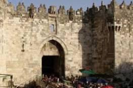 نائب محافظ القدس يحذر: الاحتلال يريد تحويل باب الخليل مدخلًا رئيسيًا للبلدة القديمة