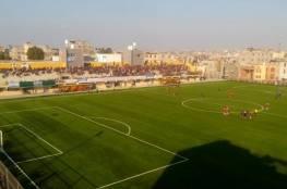 افتتاح ملعب نادي اتحاد خانيونس