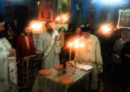 الكنائيس التي تسير حسب التقويم الشرقي تبدأ احتفالاتها بعيد الخضر