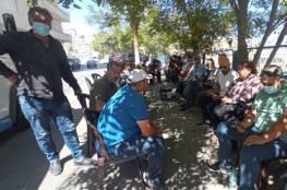 موظفو سلطة المياه والمجاري في بيت لحم يعلنون الاضراب المفتوح عن العمل