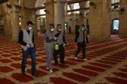 """كورونا: """"الأوقاف"""" تدعو المواطنين للصلاة في منازلهم حفاظاً على سلامتهم"""