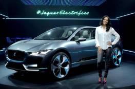 """""""جاغوار"""" تتعهد بتصنيع سيارات كهربائية في بريطانيا"""