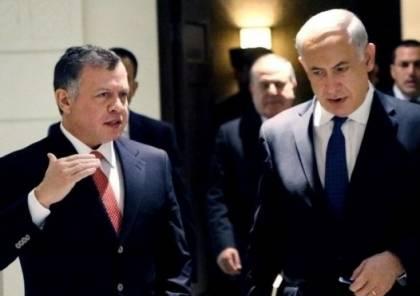 الأردن لا يستبعد وقف التنسيق العسكري وأمن الحدود مع إسرائيل بحال الضم