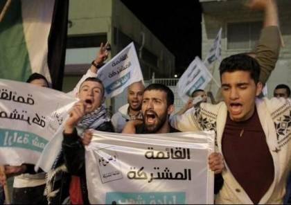 الإذاعة الإسرائيلية: نواب كنيست عرب طلبوا خفض نسبة الحسم لتفكيك المشتركة