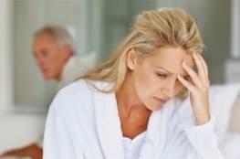 أعراض بلوغ المرأة سن اليأس