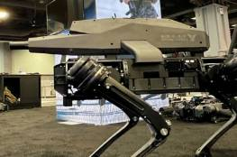 أمريكا تكشف عن روبوتات مسلحة فريدة (فيديو)