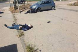 صور: شهيدان واصابة ثالث بجراح خطرة بزعم اطلاق النار تجاه جنود الاحتلال قرب جنين