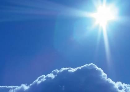 طقس صيفي حار في جميع المناطق