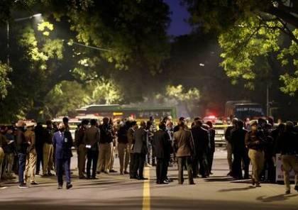 """الهند تُعقب على انفجار وقع بالقرب من السفارة """"الإسرائيلية"""" في نيودلهي"""