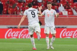 بايرن ميونخ الألماني يتغلب على الأهلي المصري في نصف نهائي كأس العالم للأندية..فيديو