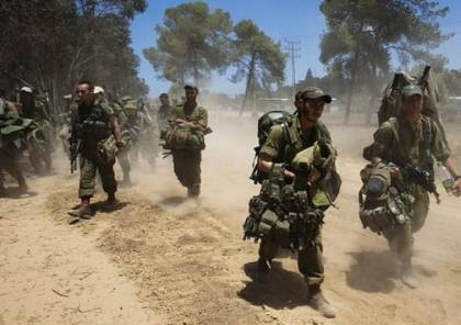 استعدادا لأي مواجهة مقبلة.. خطة لتعزيز قوات المشاة في جيش الاحتلال