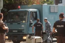 لبنان: الحكم على فلسطينيين اثنين بالأشغال الشاقة المؤبدة بتهمة الانتماء لمجموعة إرهابية مسلحة