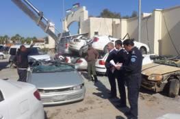 الشرطة تضبط 14 مركبة غير قانونية وتقبض على 19 مطلوباً للعدالة في جنين