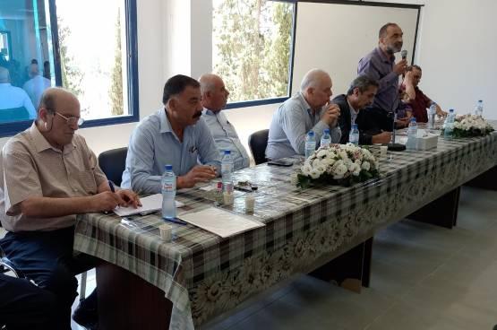 اتحاد المقاولين: اعتقال النقيب كحيل مرفوض وعلى حكومة غزة تسديد ما عليها
