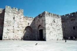 مخطط تهويدي يستهدف قلعة باب الخليل في أسوار القدس