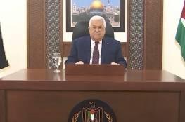 الرئيس عباس يعزّي العاهل الأردني بوفاة الأمير محمد بن طلال