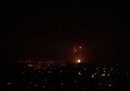 استشهاد جندي سوري واصابة ثلاثة آخرين في عدوان اسرائيلي على مدينة تدمر